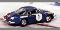 Alpine Renault A 110 ? 1600 S˜No.1 Monte Carlo 72 Th?rier / Roure