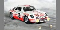 Alpine Renault A 110 ? 1600 S˜Defense Mondial 14th Monte Carlo 73 Wollek / Thirr