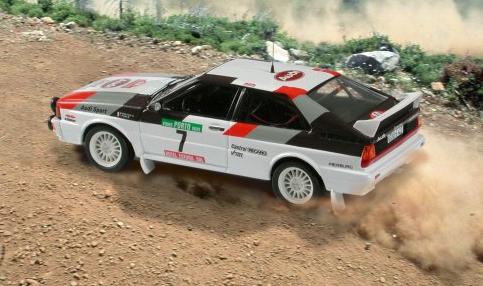 Audi Quattro 1st Portugal 82 Mouton Pons