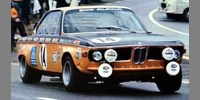 BMW 2800 CS 1st 24h Spa 70 No.14 Kelleners / Huber