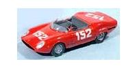 Abarth 1600 OT Spyder   St.Nr. 152   6. Targa Florio 1965