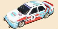 Ford Sierra Cosworth 4 x 4   St.Nr.    1. Mille Miglia 1991 TAMOIL Cunico/Evangelisti