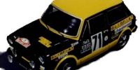 Autobianchi A 112 Abarth   St.Nr. 71    Monte Carlo 1976 OLIO FIAT