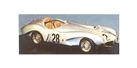 Ferrari 166 Abarth Spyder   St.Nr. 28    Targa Florio 1953  Musitelli/Musitelli