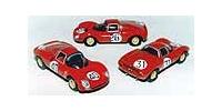 Ferrari Dino 166 P St.Nr. 40 Ausf Le Mans 1965 Baghetti/Casoni