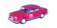 Lancia Flavia   St.Nr. 75   1. Rally Fiori 1962